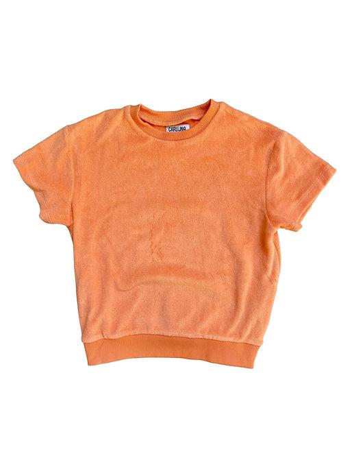 T-shirt sweater - CarlijnQ- 6-8j (53.84)