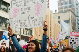 January 2017: Los Angeles Women's March