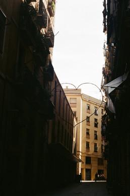 June 2018: Barcelona