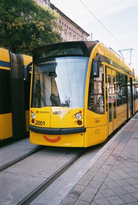 October 2018: Budapest