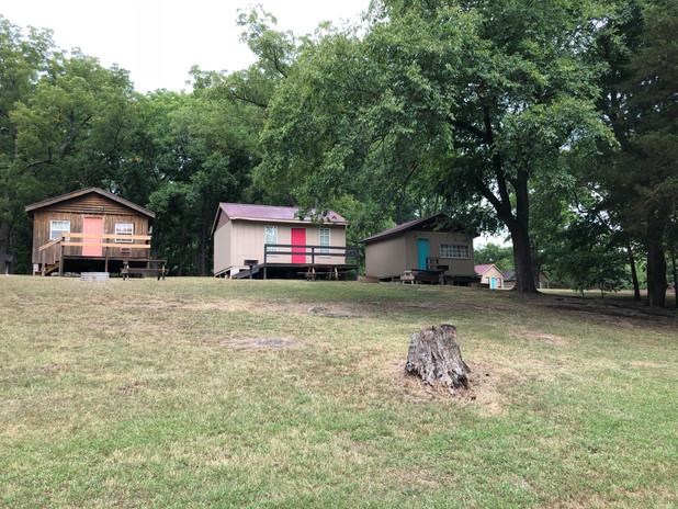 Cabins White Oak, 8, and 9.