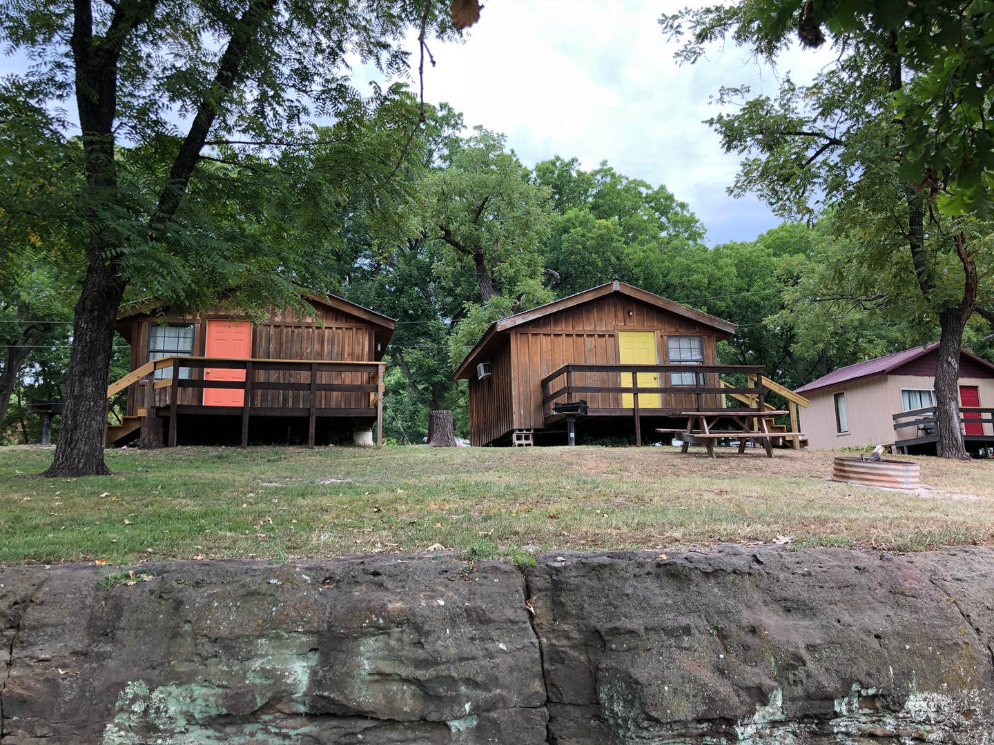 Cabins 5 and 6