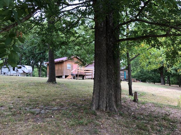 White Oak Cabin