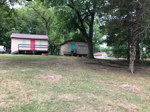 Cabins 8 and 9