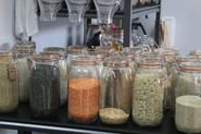 Rice, Pasta & Legumes