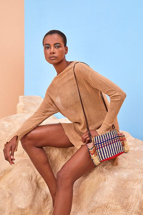 A.A.K.S - Hana Mini Stripe Bag