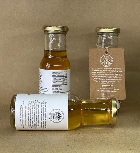 Raw Wildflower Honey- Pack of 3