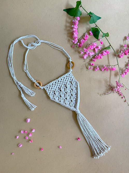 All about Knots - Himba Pendant Necklace