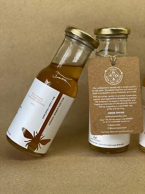 Raw Wildflower Honey - Pack of 2