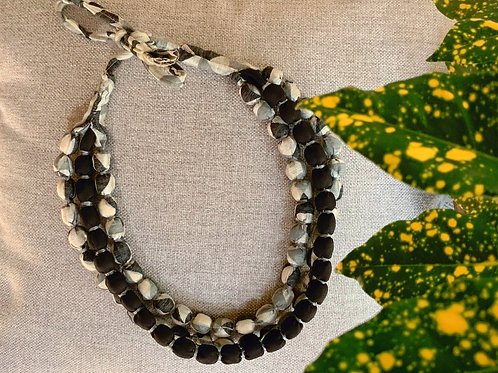 Black Peppercorn Necklace