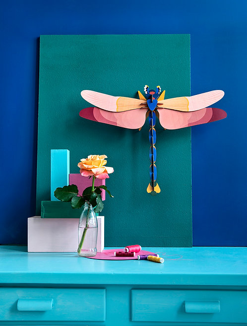 Studio Roof - GIANT DRAGONFLY