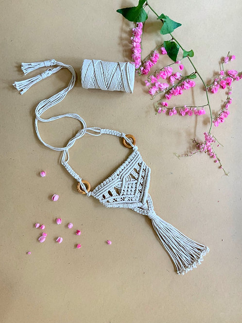 All about Knots - Karo Pendant Neclace