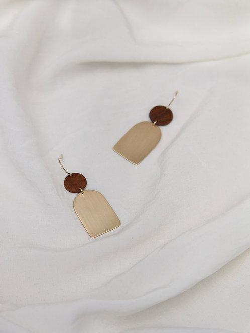Yewo - Dongo Earrings
