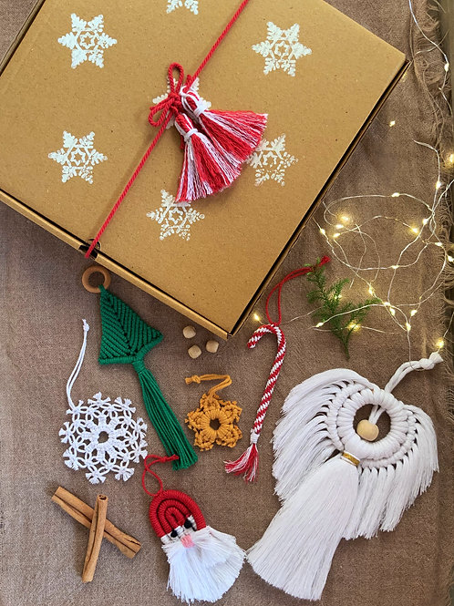 Christmas Ornaments (Box of 6)