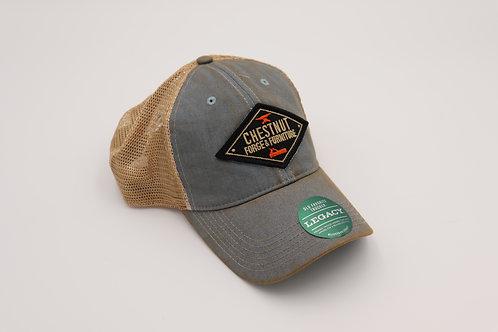 Chestnut Legacy Trucker Ball Caps