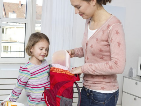 11 порад батькам до школи