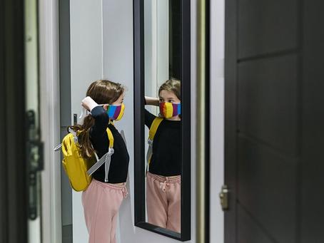 Допоможіть вашій дитині впоратися з тривогою в школі під час пандемії