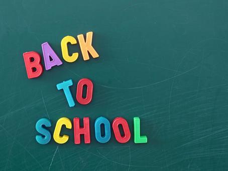 Посібник «Назад до школи»