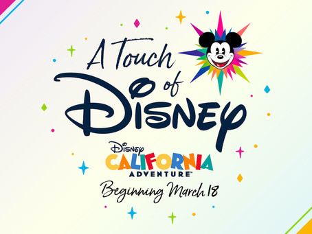 A Touch of Disney: New, Limited-Capacity Ticketed Experience Coming to Disney California Adventure P