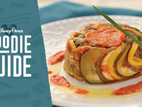 Foodie Guide to 2021 Taste of EPCOT International Festival of the Arts