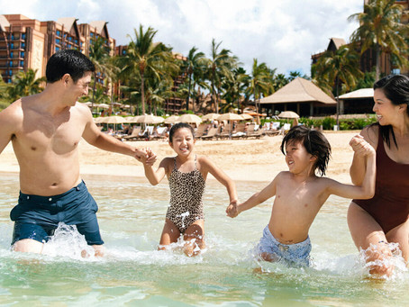 Say ALOHA to Up to 30% off Select Rooms for 5-Night Stays at Aulani