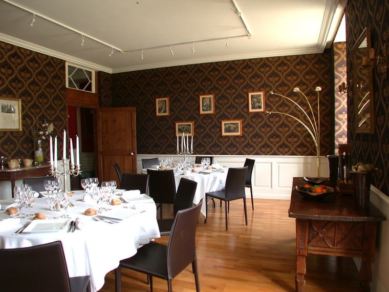 Manoir de la Jahotière Restaurant gastro