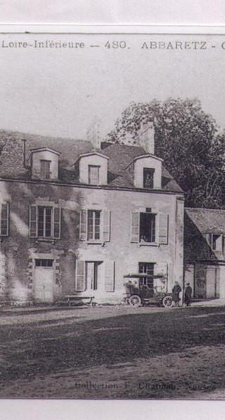 Le Manoir en 1900