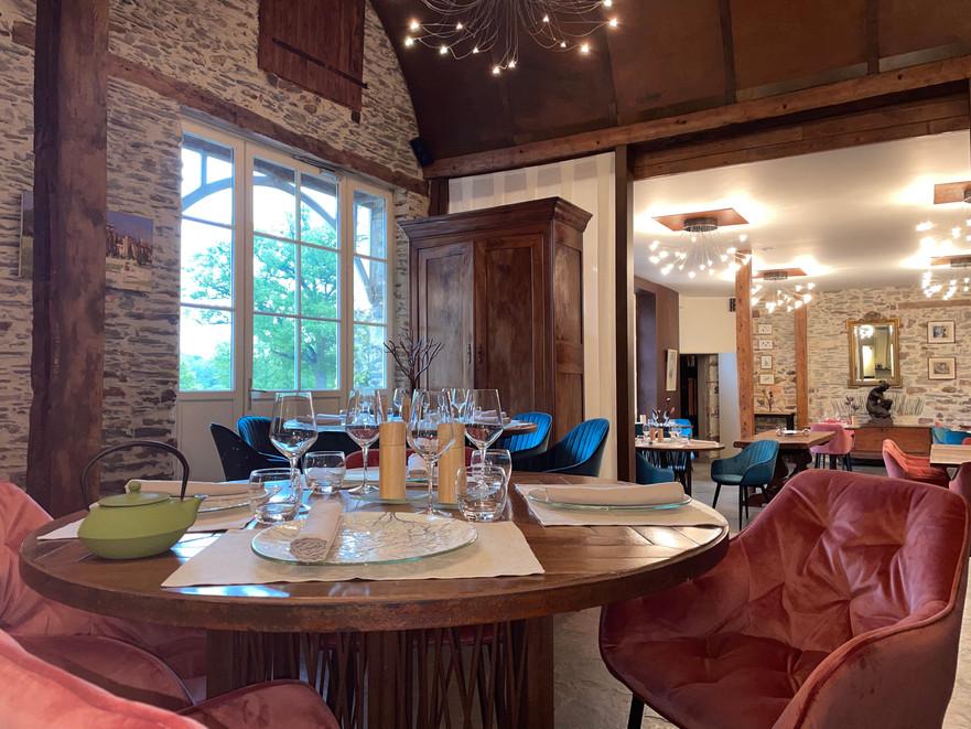 Restaurant Gastronomique Manoir de la Ja