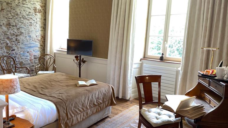 Hotel Manoir de la Jahotière Chambre Gra