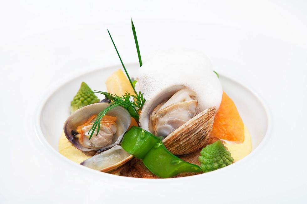 Entrée Restaurant Gastronomique le Manoi
