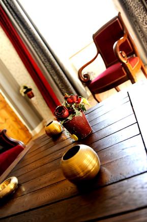 Hotel Manoir de la Jahotiere Salon Suite