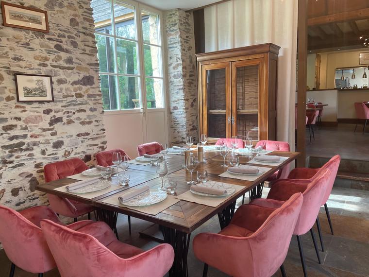 Manoir de la Jahotiere Restaurant repas de Groupe1