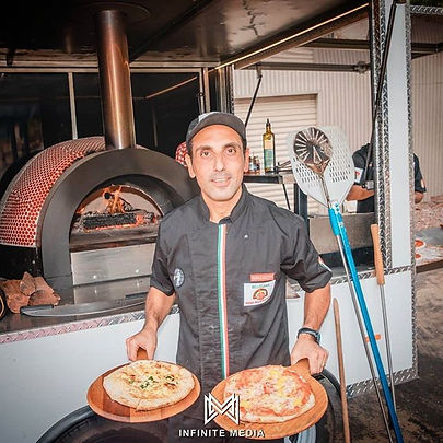 #pizza #italian #pizziola #catering #eve