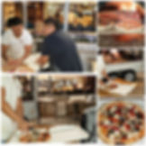 Teaming up with il posto restaurant at E