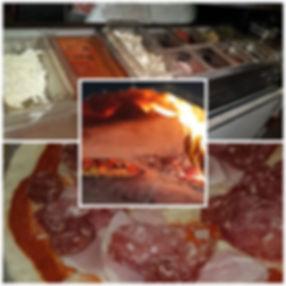 #salami #ham #mozzarelladibufala #pizza4