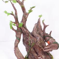 Super Sculpey--Fantasy Creature Prompt--Sculpture III-17 years old.jpg
