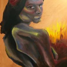 Oil on Canvas--Figure Study--AP Studio--18 years old.jpg