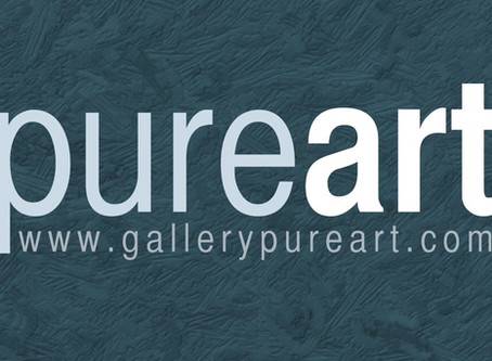 Now @ PURE ART GALLERY