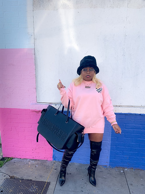 REAL RICHGIRL SH*T CREWNECK