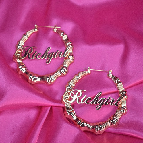 RICHGIRL door knockers