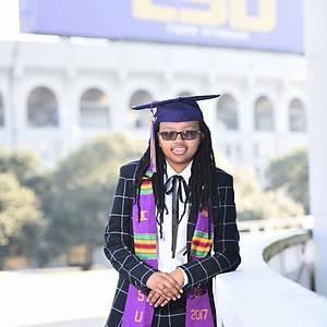 2017 Graduate Taylor Jackson
