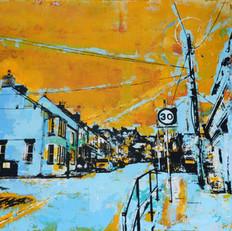 Orange Skies Newport