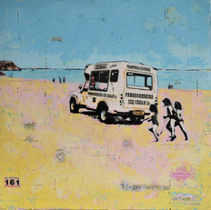 Tenby Ice Cream Van