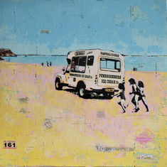 Tenby Ice Cream Van