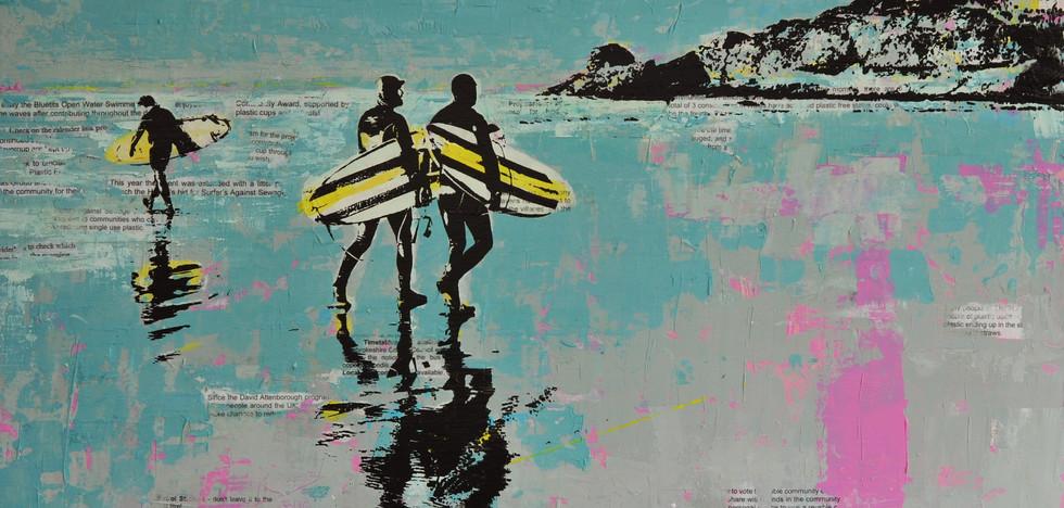 Surfers Broad Haven 77cm x 66cm.jpg