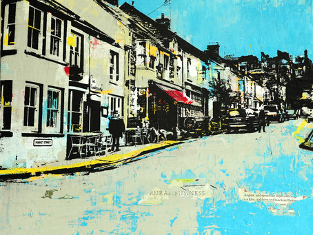 Two Latest Paintings Now at Newport Gallery               thegallery-yroriel.com