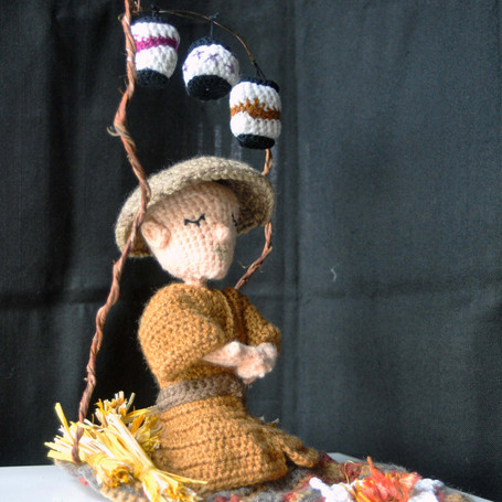 Autumn Monk