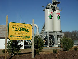 David A. Bramble General Contractors Asphalt Plant Wye Mills