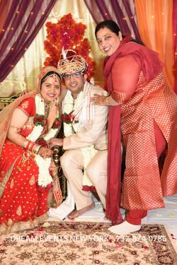 WEDDING  718