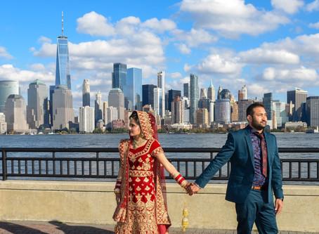 Gurpreet & Supinderjit Sikh Wedding Jersey City,NJ